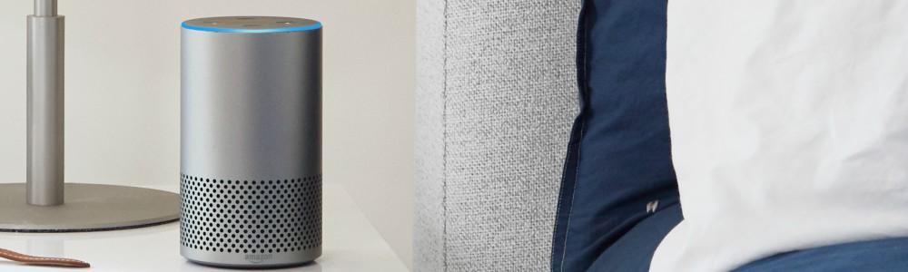 Slimme speaker Amazon